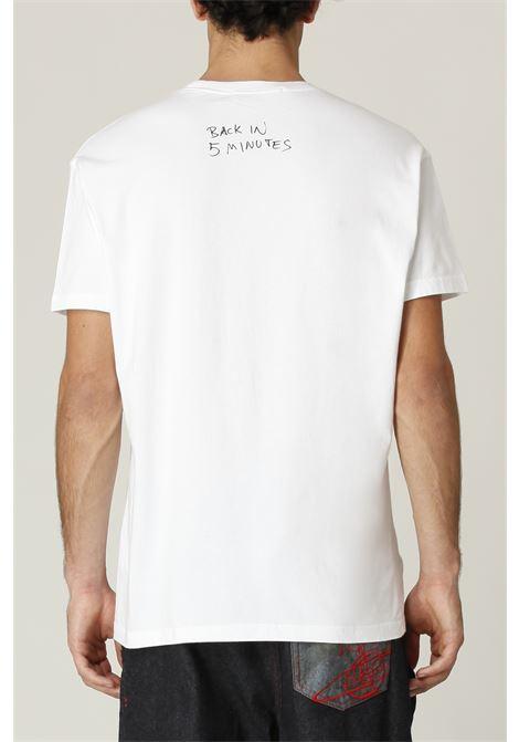 T-shirt con  stampa VIVIENNE WESTWOOD | T-shirt | 37010004-J001M-GOA401