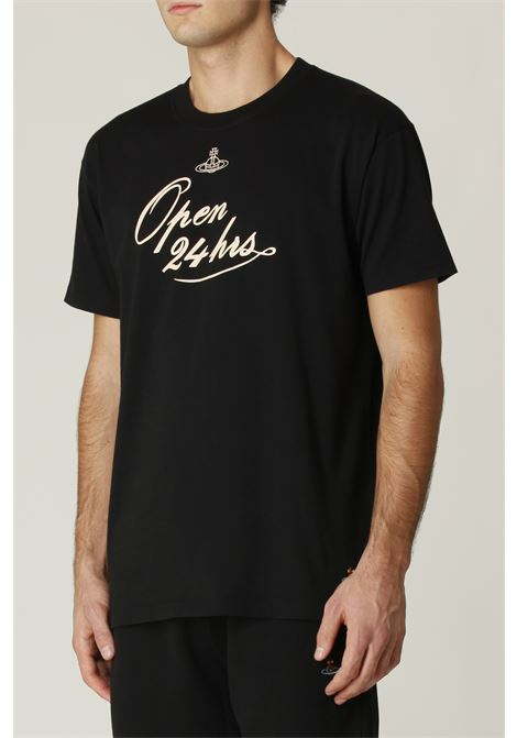 T-shirt con  stampa VIVIENNE WESTWOOD | T-shirt | 37010004-J001M-GON401