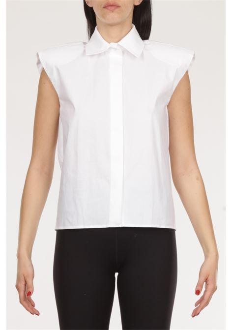 ACTUALEE | Shirt | CA491BIANCO