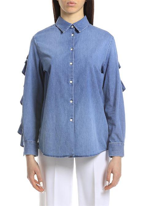 Camicia denim AGLINI | Camicia | CAM031141842