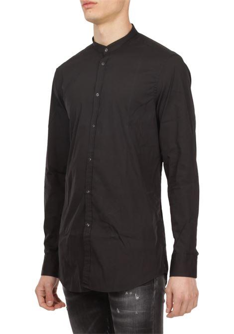 Camicia collo coreano AGLINI | Camicia | MARIO142037