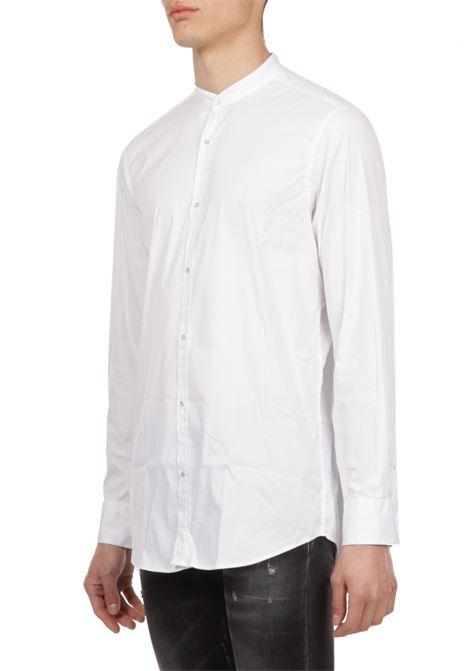 Camicia collo coreano AGLINI | Camicia | MARIO142038