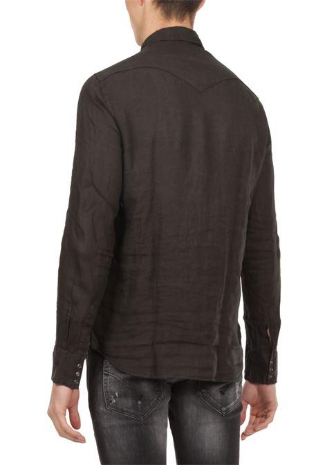 Camicia in lino AGLINI | Camicia | MARIOARKANSAS142035