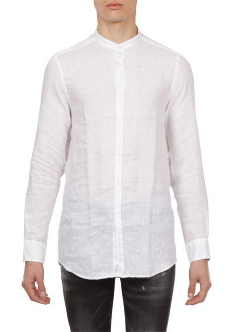 Camicia collo coreano AGLINI | Camicia | MARIO_S21_L4142039