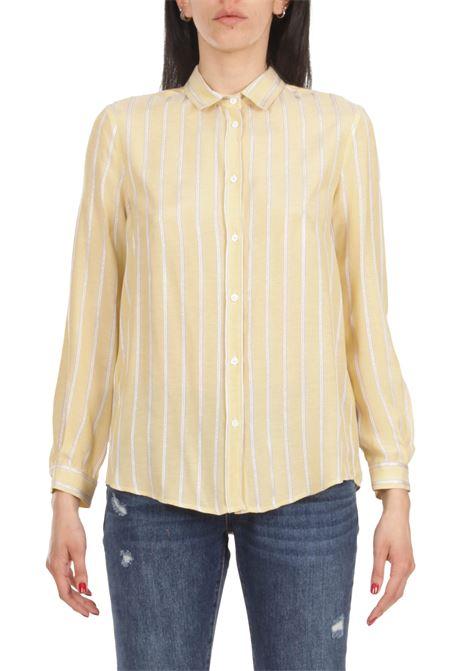 Camicia rigata AGLINI | Camicia | SELENITE_S21_F830.35141844