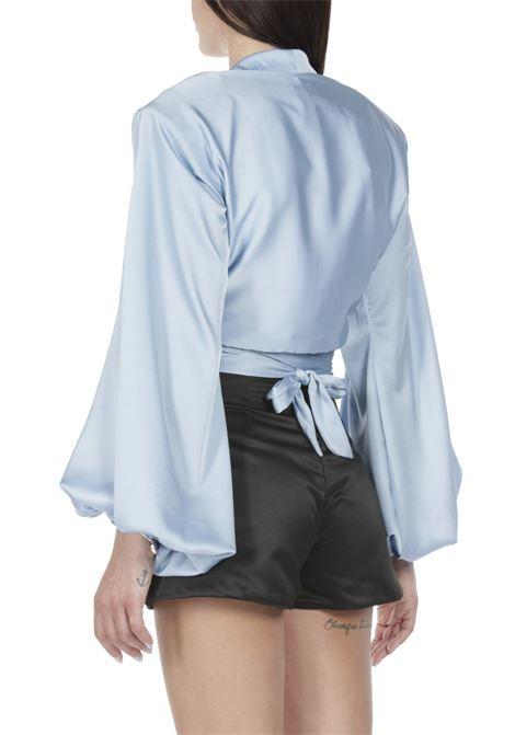 Camicia croop AGUA   Camicia   516AZZURRO