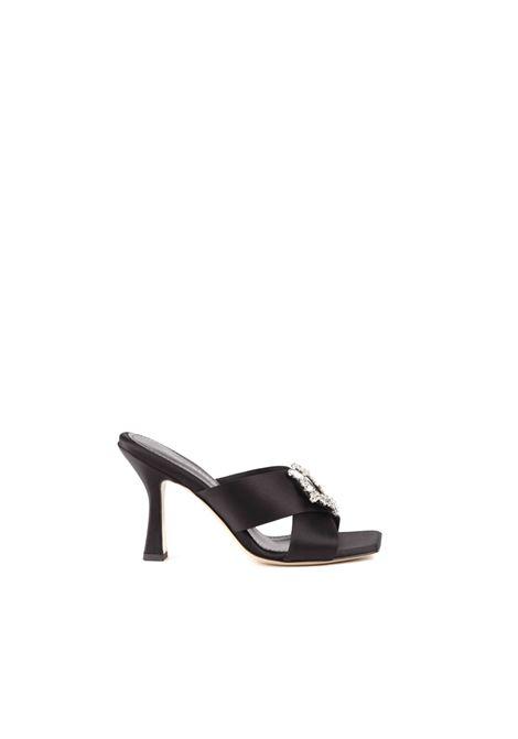 Sandalo gioiello ALDO CASTAGNA | Scarpe | GIULIA95NERO