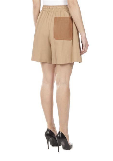 ALYSI | Shorts | 101155-P1240BEIGE