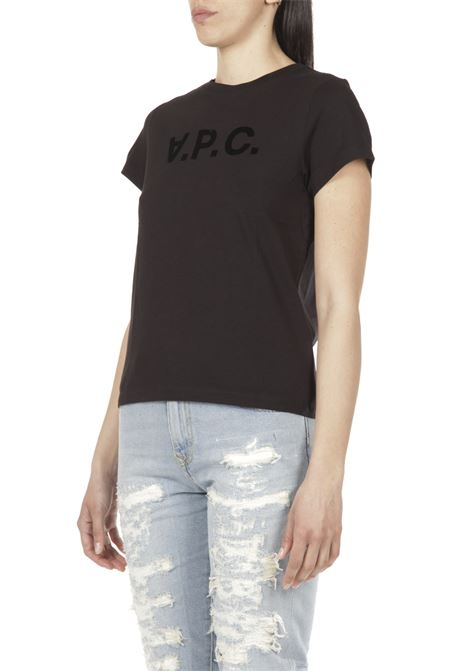 T-shirt con logo APC | T-shirt | COBQX-F26944LZZ