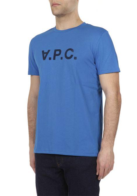 T-shirt con logo APC | T-shirt | COBQXH26943B
