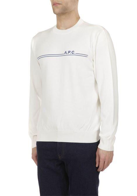 Maglione con logo APC | Maglione | CODDAH23866