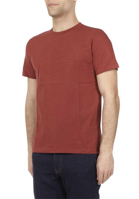 T-shirt con logo APC | T-shirt | CODEUH26989