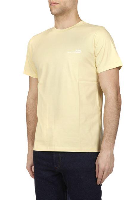 T-shirt con logo APC | T-shirt | COEOPH26904G