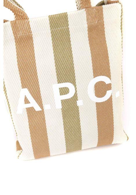Borsa in tela APC | Borse | COEQT-M61442JAA