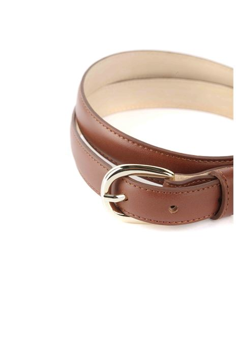 Cintura in pelle APC | Cinture | PXBHZ-F65101MORO