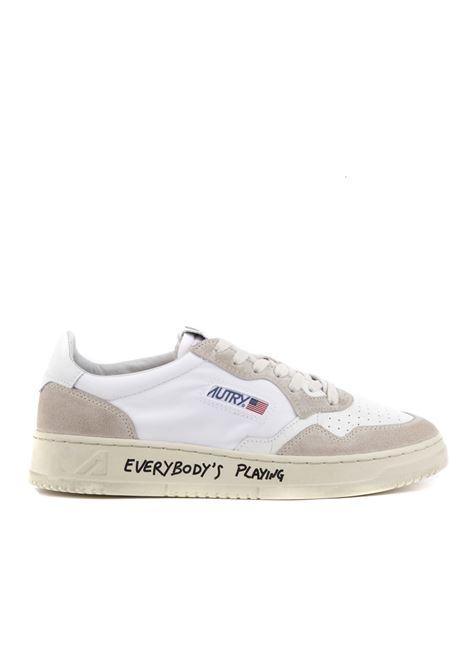Sneakers  AUTRY | Scarpa | A11EAULMNC05PANNA