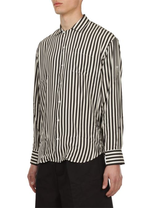 Camicia motivo a righe BAGUTTA | Camicia | GELA_EL11167.290