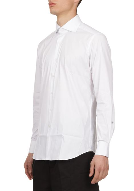 Camicia maniche corte BAGUTTA | Camicia | MAUI_EAMT11028 001