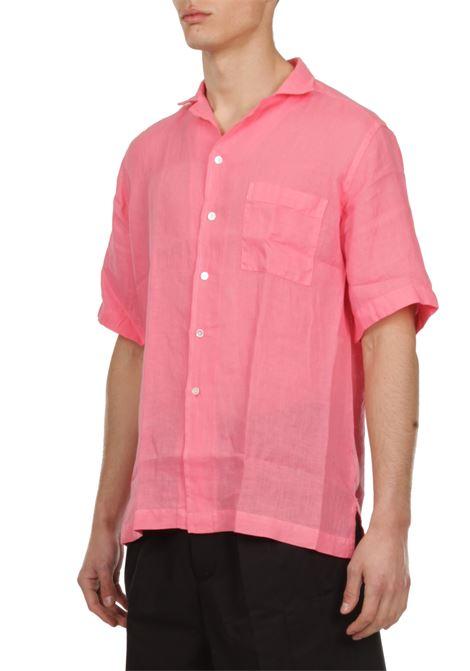 Camicia maniche corte BAGUTTA | Camicia | MAUI_EAMT11028 032