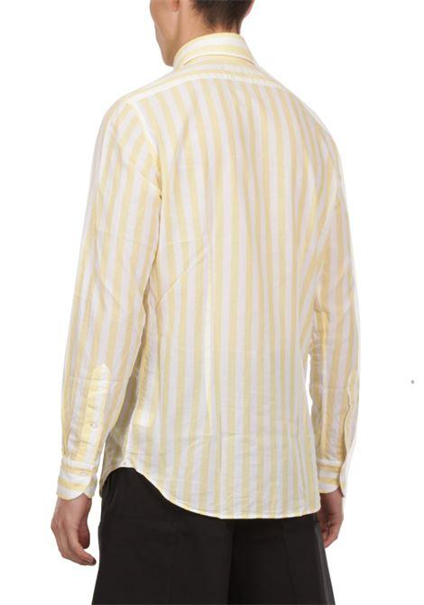 Camicia motivo a righe BAGUTTA | Camicia | WALTER_EBLW11203 220