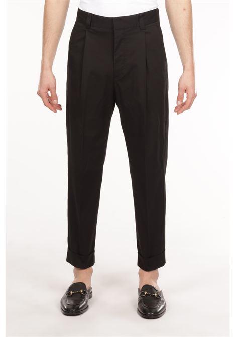 Pantalone BRIAN DALES | Pantalone | JK4557 P135NERO