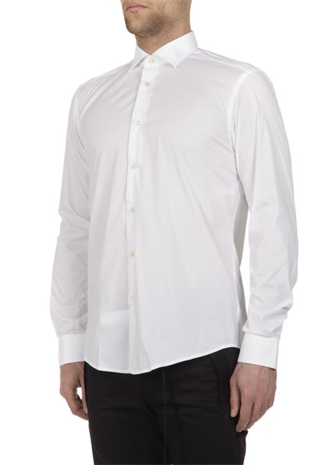 BRIAN DALES | Shirt | ST8300 BS50SPBIANCO