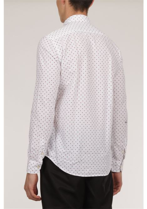 BRIAN DALES | Shirt | ST8304 BS50WSPBIANCO