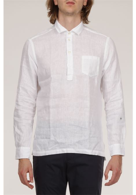BRIAN DALES | Shirt | ST8324 BS429WBIANCO