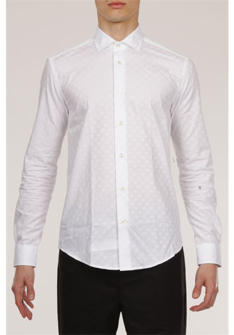 BRIAN DALES | Shirt | ST8326 BS50SPBIANCO
