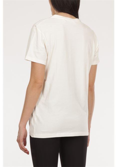 T-shirt con scritta CIRCUS HOTEL | T-shirt | H1ST02W46-0