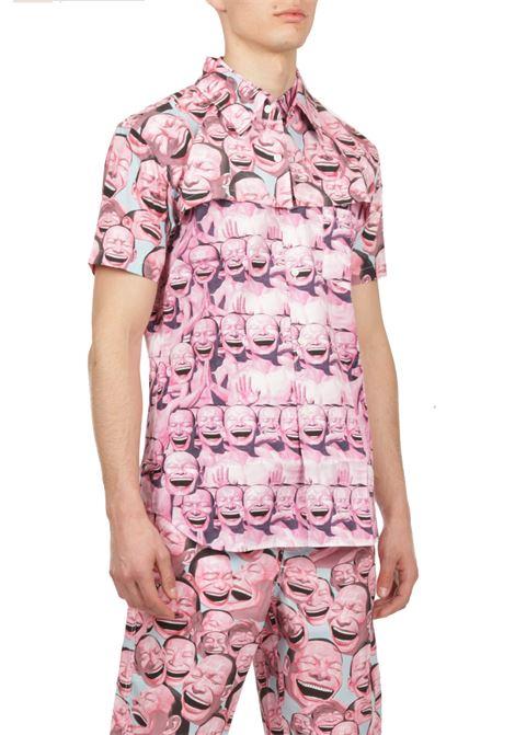 Camicia COMME DES GARCONS | Camicia | FG-B037MULTICOLOR
