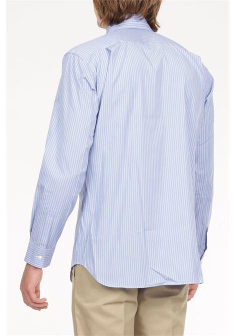 Camicia COMME DES GARCONS | Camicia | FG-B063AZZURRO