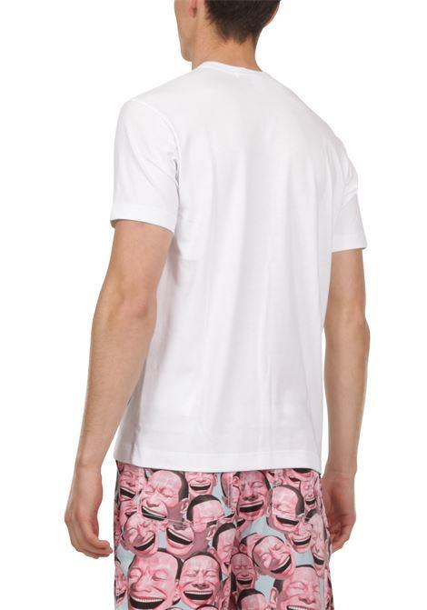 T-shirt con stampa COMME DES GARCONS | T-shirt | FG-T003SS-21-2