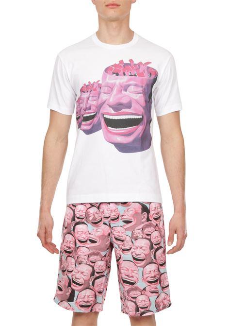 T-shirt con stampa COMME DES GARCONS | T-shirt | FG-T003SS-21-4