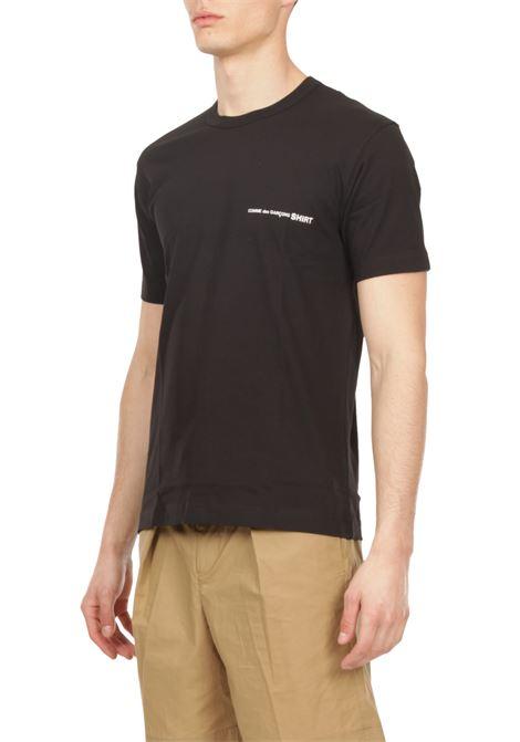 T-shirt logo COMME DES GARCONS | T-shirt | FG-T018NERO
