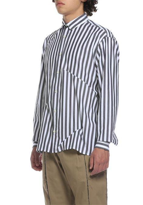 CORELATE | Shirt | 169/2130/90BIANCO/GRIGIO