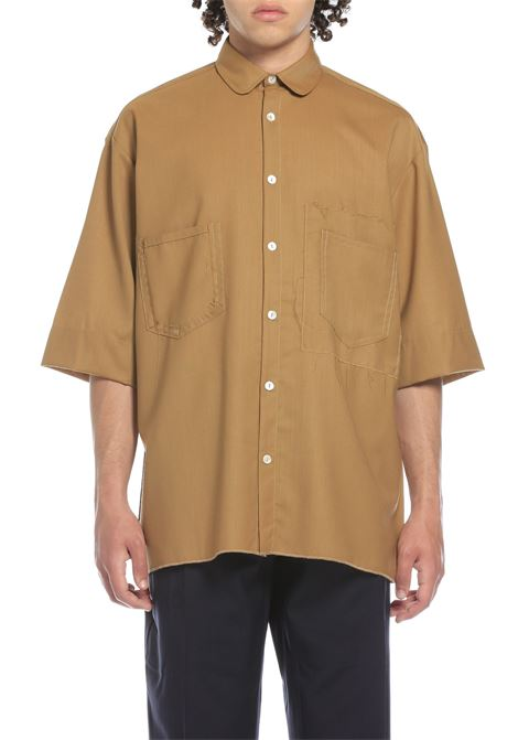 CORELATE | Shirt | 174/2138/35CAMMELLO
