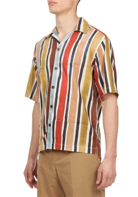Camicia maniche corte COSTUMEIN | Camicia | Q02ROBIN GAUDI