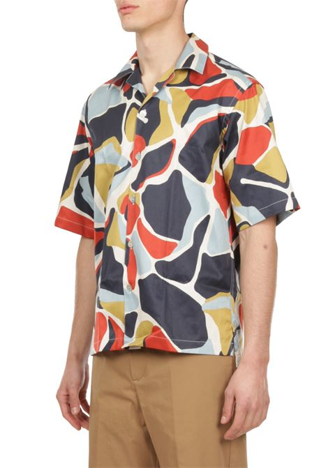 Camicia maniche corte COSTUMEIN | Camicia | Q10ROBIN GALI