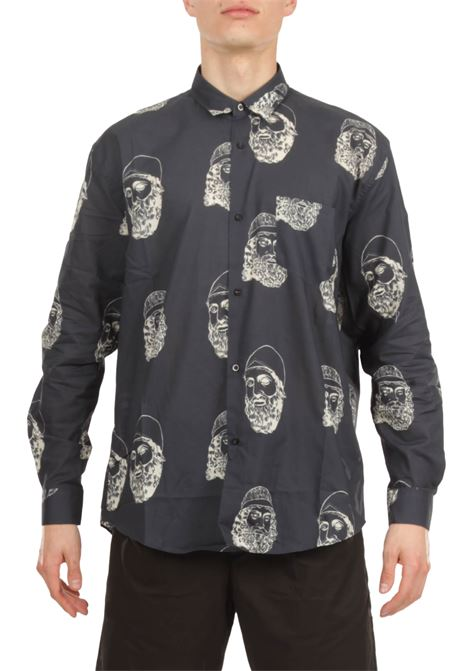 Camicia maniche corte DANILO PAURA | Camicia | 05DP6004M12712
