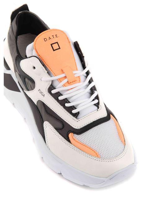 D.A.T.E | Sneakers | M321-FG-NK-BKFUGA