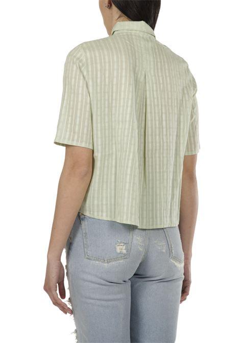 Camicia in cotone DES PETITS HAUTS | Camicia | 1E210464VERDE