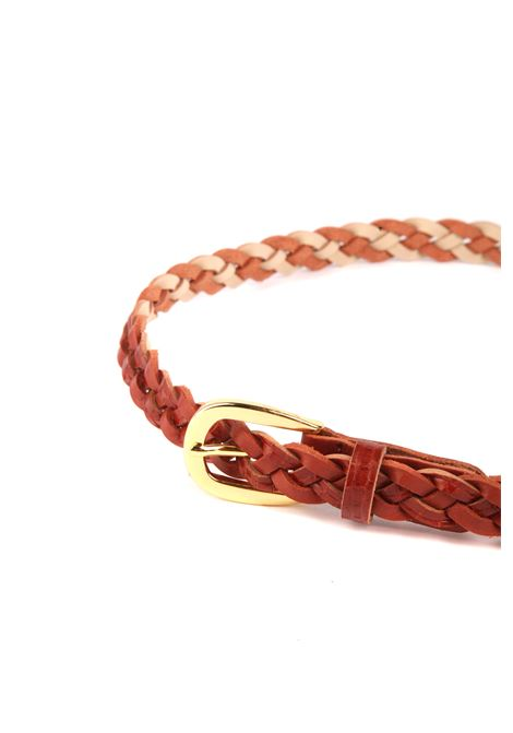 Cintura treccia DES PETITS HAUTS | Cinture | 210628MORO