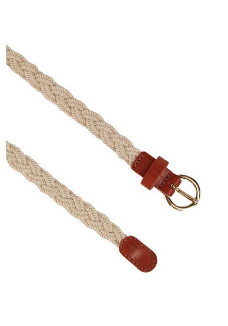 Cintura treccia DES PETITS HAUTS | Cinture | 210716BEIGE