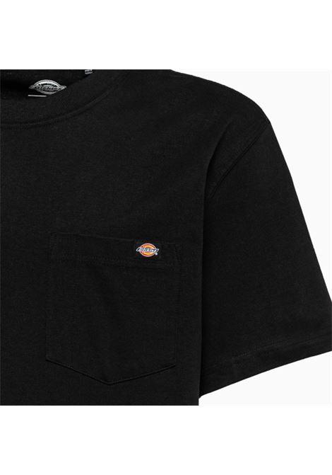 T-shirt basic  DICKIES   T-shirt   DK0A4TMOBLKPORTERDALE