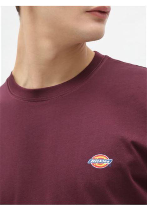 T-shirt con logo DICKIES   T-shirt   DK0A4XDBWHXMAPLETON B