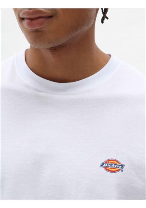 T-shirt con logo DICKIES   T-shirt   DK0A4XDBWHXMAPLETON