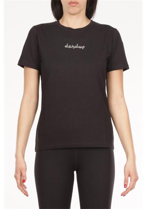 T-shirt con logo DONDUP | T-shirt | S746 JF0234DBM6-999