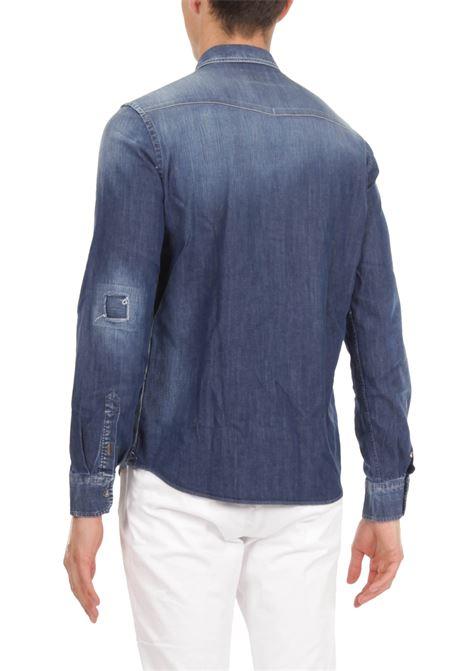 DONDUP | Shirt | UC173 DS0259UBE4 DU 800