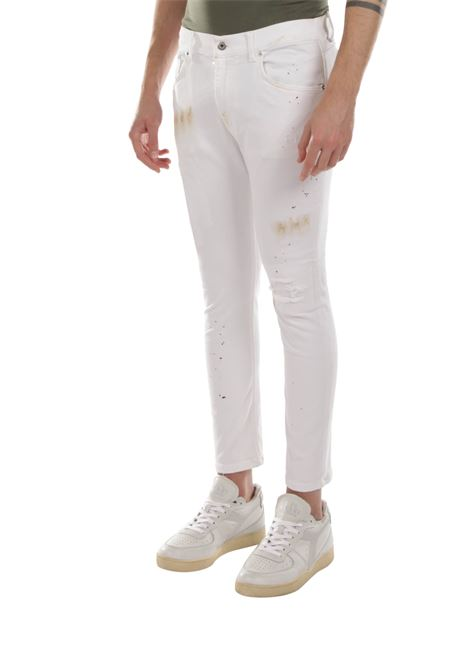Jeans  DONDUP | Jeans | UP575 BS0026U BP7BIANCO